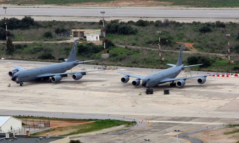 """""""Σκαλώνει"""" η συμφωνία Ελλάδος-ΗΠΑ στην χρήση βάσεων στην Σκύρο;-Χατίρια στην Άγκυρα κάνουν οι Αμερικανοί"""