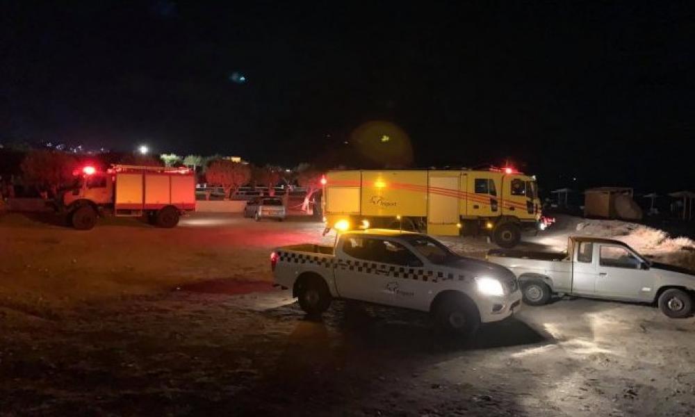 Τραγική κατάληξη: Δύο νεκροί Ισραηλινοί από την πτώση αεροσκάφους στη Σάμο