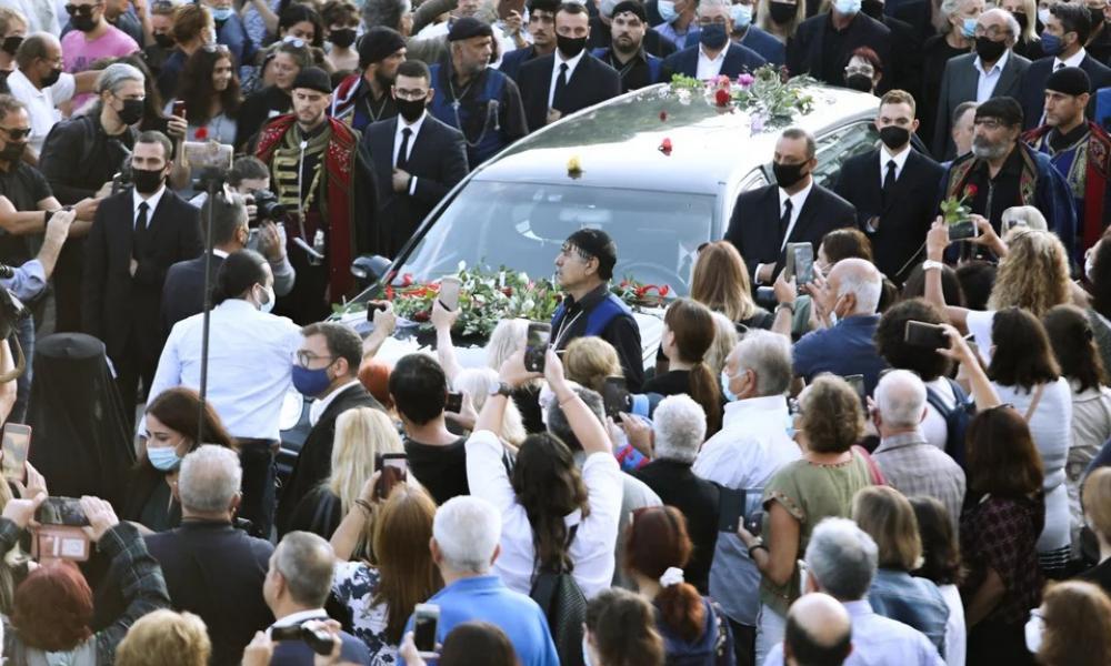 Μίκης Θεοδωράκης: Σήμερα το οριστικό «αντίο» στον μεγάλο Έλληνα μουσικοσυνθέτη - Στον Γαλατά Χανίων το μεσημέρι η ταφή (Δείτε live) | Pentapostagma