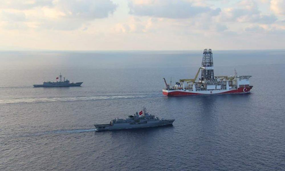 """Δεν προχωρούν οι εργασίες στο κοίτασμα """"Αφροδίτη"""" στην Κύπρο-Κάνουν """"πίσω"""" Chevron, ENI, λόγω Τούρκων;"""