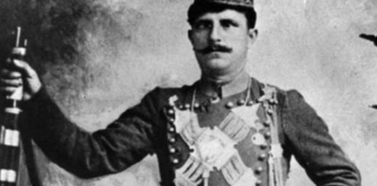 Δημήτριος Νταλίπης: Σαν σήμερα σκοτώνεται ο γενναίος οπλαρχηγός του Μακεδονικού Αγώνα | Pentapostagma