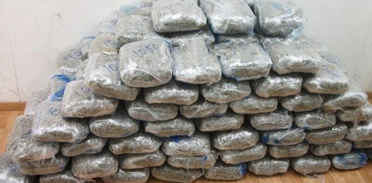 Κατασχέθηκαν 148 κιλά ινδικής κάνναβης στην Ηγουμενίτσα
