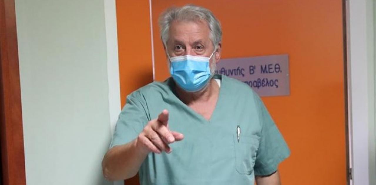 Καπραβέλος: Αν δεν εμβολιαστεί το 90% του πληθυσμού… Ξεχάστε την κανονικότητα!