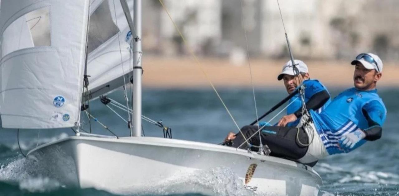 Ολυμπιακοί Αγώνες: Ακυρώθηκε η 4η κούρσα για το ελληνικό δίδυμο Μάντη-Καγιαλή