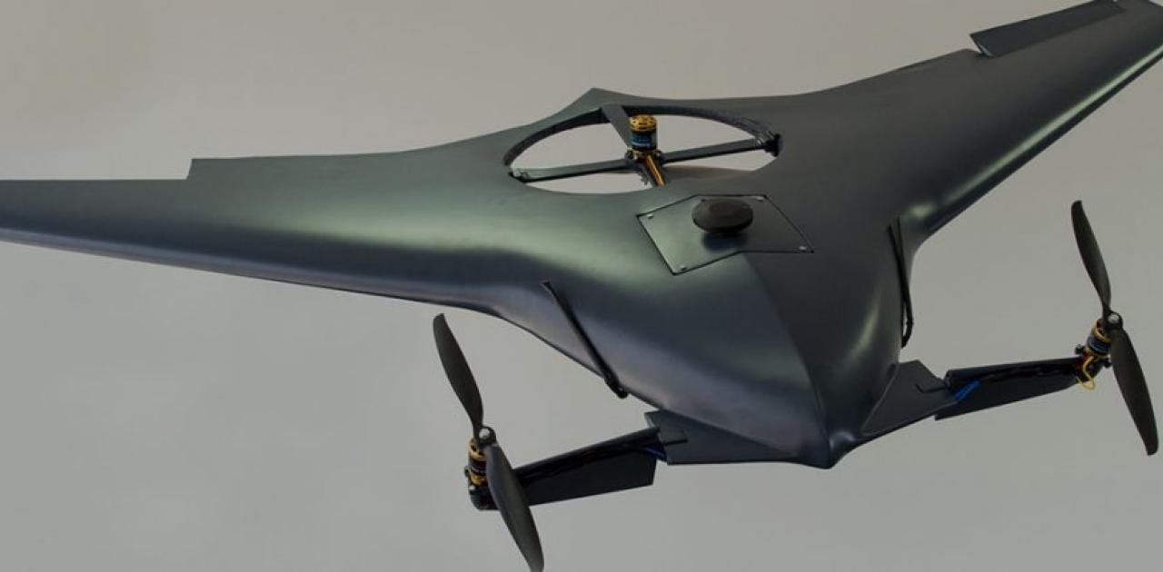 Ιστορική στιγμή: Η Ελληνική Αεροπορική Βιομηχανία μπαίνει δυναμικά στην κατασκευή UAV - Pentapostagma