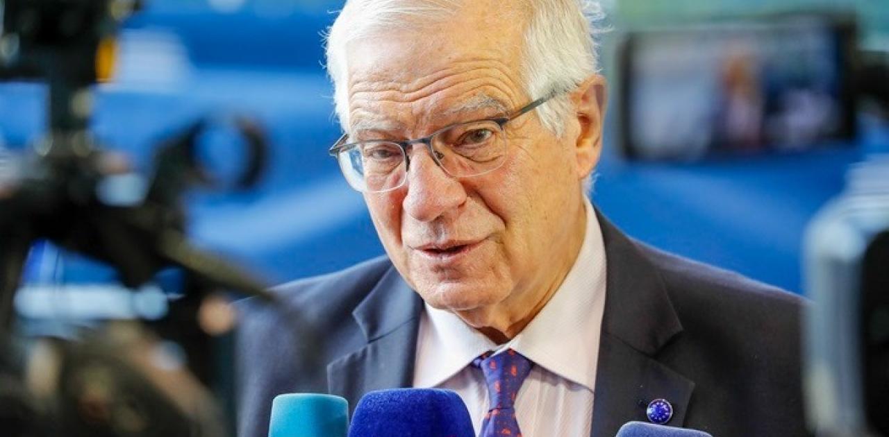 Μπορέλ: Iσχυρή αλληλεγγύη για Ελλάδα και Κύπρο