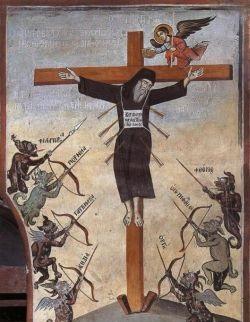 Εκείνος όπου θα ιατρευθεί από τα πάθη του, έγινε και Χριστιανός