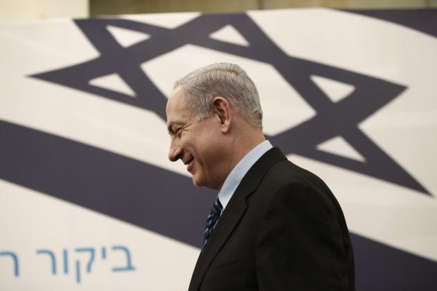Ισραήλ  Νετανιάχου