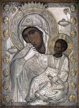 Η εικόνα της Παναγίας της Παραμυθίας