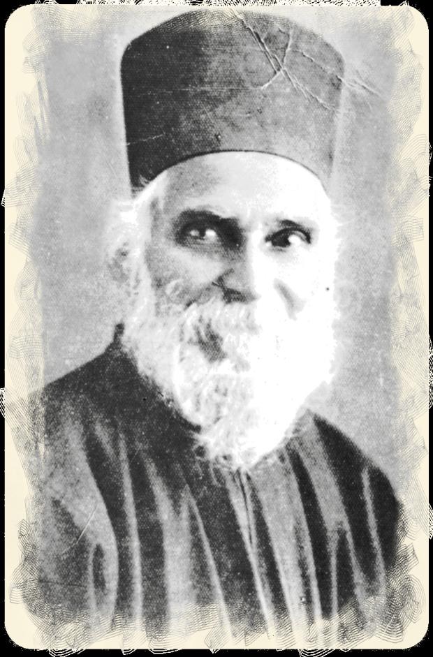 Ιερομόναχος Κυπριανός Σταυροβουνιώτης