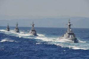 Μισή ντουζίνα τα μαχητικά των Τούρκων στο Αιγαίο