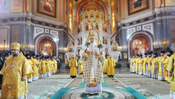 Οι Ρώσοι γιορτάζουν σήμερα τα Χριστούγεννα
