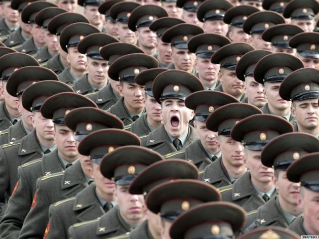 Οι γεωπολιτικές φιλοδοξίες της Ρωσίας