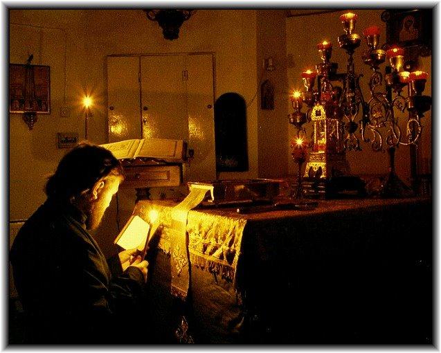 Ὁ Ὀρθόδοξος Ναός εἶναι μιά ἀληθινή Θεοφάνεια.