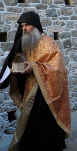 Εξελέγη νέος Ηγούμενος στην Ιερά Μονή Γρηγορίου