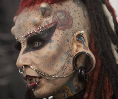 τατουάζ-σατανισμός