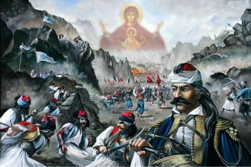Ήρωες του 1821 - Η Αχαριστία της Πατρίδας