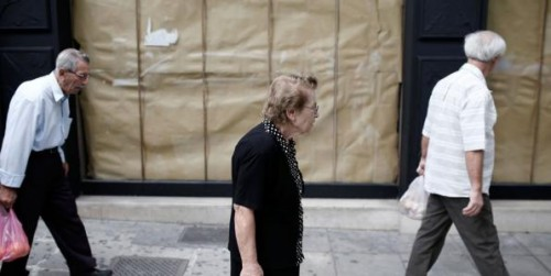 Γερνάει ο πληθυσμός της Ελλάδας