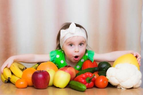 Ισορροπημένη Διατροφή για το Φυτοφάγο Παιδί