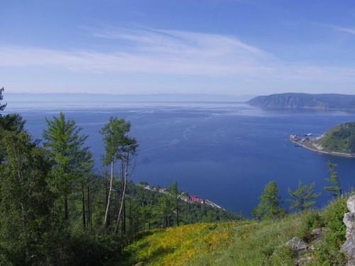 Λίμνη Βαϊκάλη