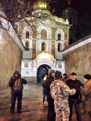 Οι Ιερείς της Ουκρανικής Ορθόδοξης Εκκλησίας του Πατριαρχείου της Μόσχας