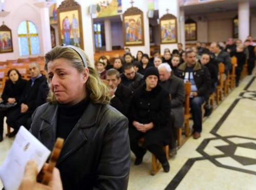Χριστιανοί-στη-Συρία