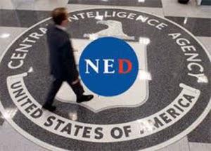 NED η παγκόσμια αόρατη κυβέρνηση