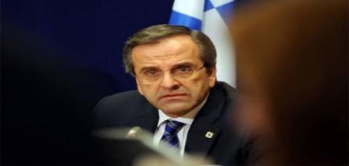 Ο Σαμαράς δέχεται εκκλήσεις να παραιτηθεί