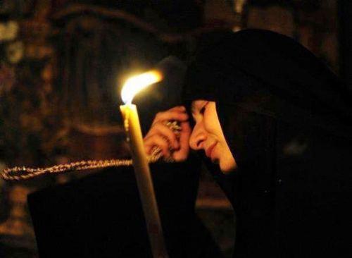 Μοναχή Μαρία - Η Κλαιομαρία του Περισσού