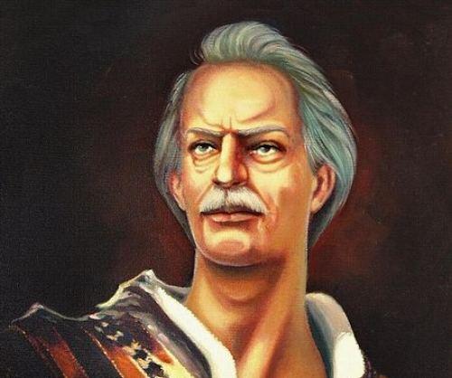 Σαν σήμερα το 1821 ο Εμμ. Παππάς κηρύσσει στις Καρυές του Αγίου Όρους την έναρξη της επανάστασης στη Μακεδονία