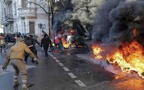 ταραχές αποσταθεροποίησης της χώρας