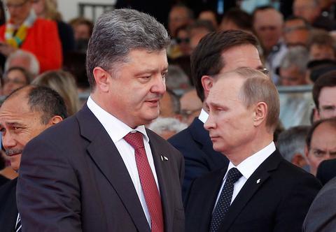 ειρηνευτικό-σχέδιο-παρουσίασε-ο-πούτιν-στον-ποροσένκο
