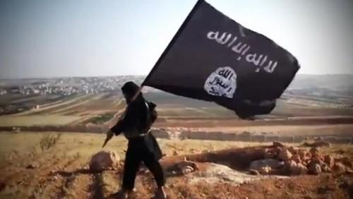 Mαχητής της ISIS στο Ιράκ