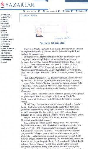 Τούρκος Αρθρογράφος