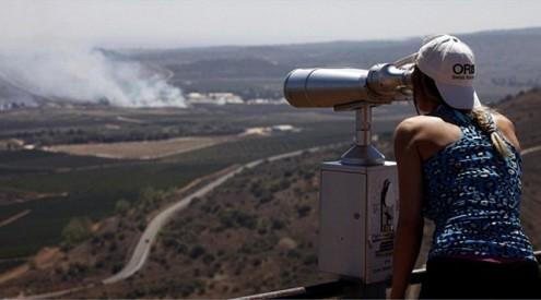 συρία-τζιχαντιστές-κατέλαβαν-φυλάκιο-στα-σύνορα-με-το-ισραήλ