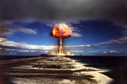 Nuclear Blash-Explosion-Bomb Blast-Atomic Bomb Blash (21)