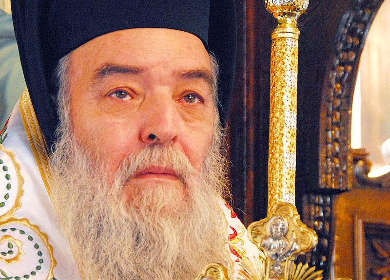 Γόρτυνος Ιερεμίας: Η χειροτονία όλων των κληρικών από τον Επίσκοπο