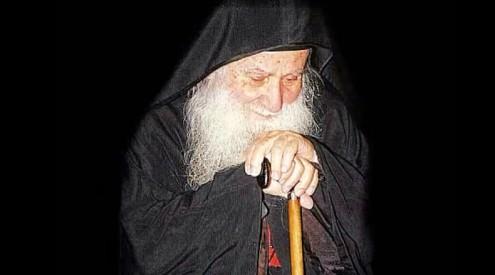 Γέρων Ιωσήφ Βατοπεδινός