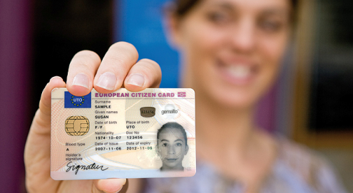 European Citizen Card