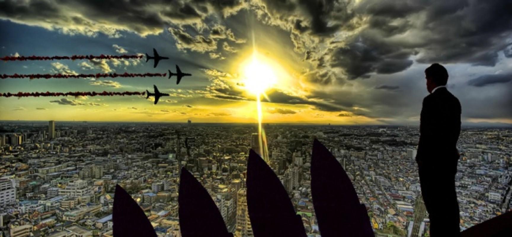 Τρομερή Αποκάλυψη... Μαρτυρία Βόμβα... Οι Μεγάλες Δυνάμεις, η Ελλάδα και ο Γ' Παγκόσμιος Πόλεμος...