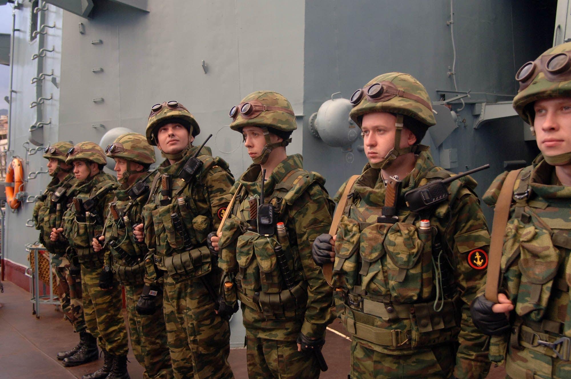 modern russian military uniforms - HD2000×1328