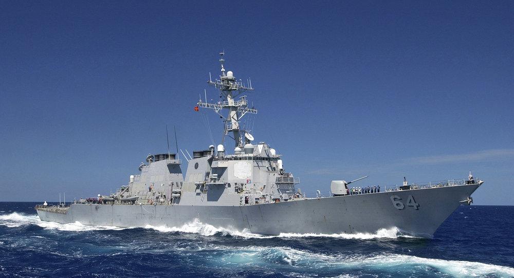 Αποτέλεσμα εικόνας για αμερικανικο αντιτορπιλικο USS CARNEY
