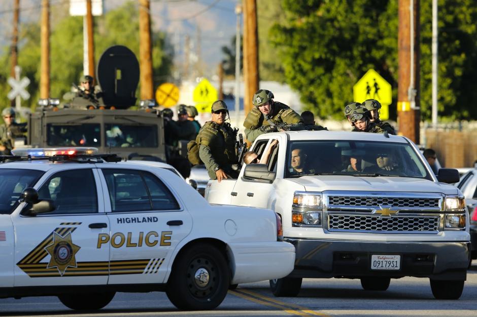 Ce que l'on sait des tueurs de San Bernardino
