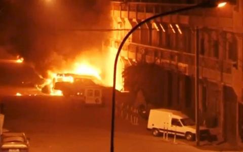 Αιματηρές επιθέσεις της Αλ Κα'ι'ντα στη Μπουρκίνα Φάσο