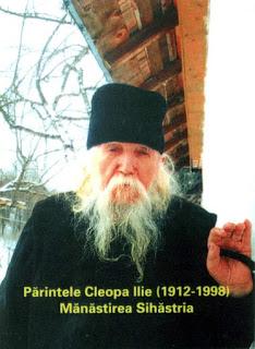 Η ζωή του αρχιμανδρίτη π. Κλεόπα Ηλίε από το μοναστήρι Συχαστρία του νομού  Νεάμιτς   Pentapostagma