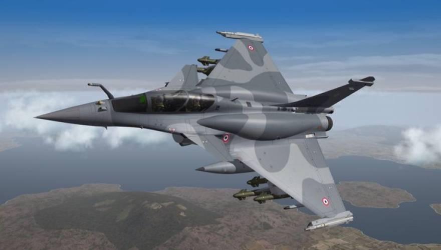 Dassault Rafale vs F-35 και F-22 (βίντεο) - Pentapostagma gr