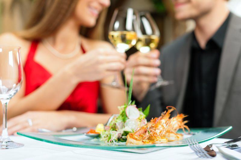 Ραντεβού με ένα συνάδελφο εστιατόριο