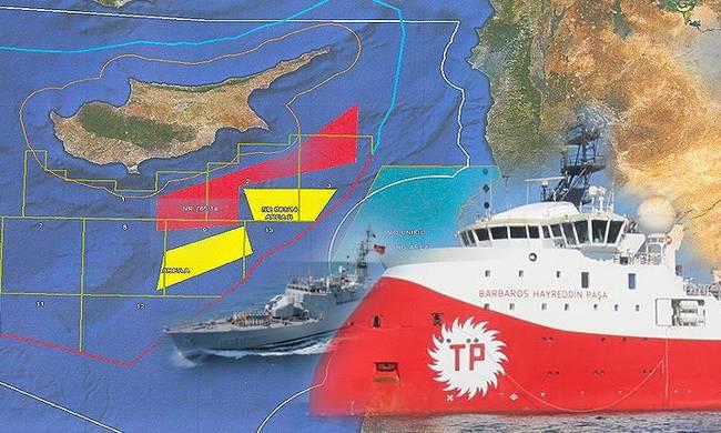 ΕΚΤΑΚΤΟ: Στέλνουμε ναυτική αρμάδα στη Κύπρο – Η Τουκία ξεκινά γεωτρήσεις στην Κυπριακή ΑΟΖ – Ο Στόλος μας θα προστατέψει τη Μεγαλόνησο - Εικόνα1