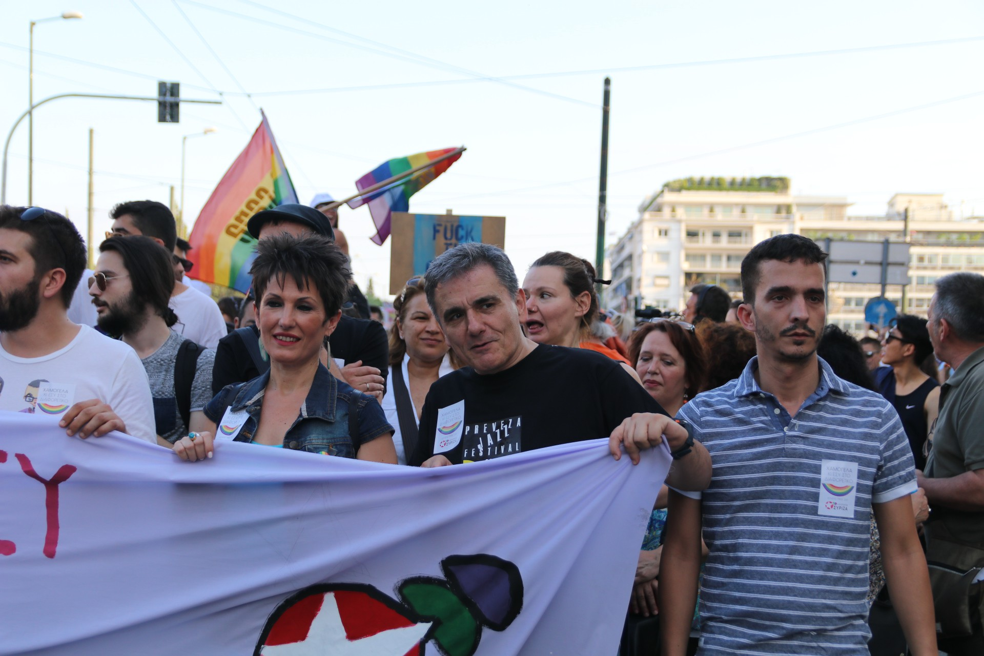 Αποτέλεσμα εικόνας για Τσακαλωτος gay pride