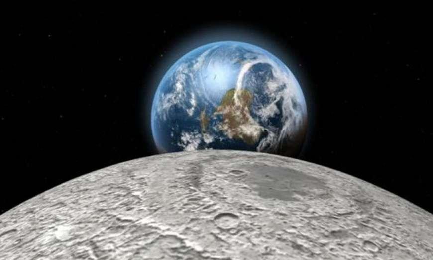 Αποτέλεσμα εικόνας για Η Κίνα «απελευθερώνει» πλάνα από βάσεις στη Σελήνη (βίντεο)